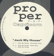 DJ Capricorn - Jack My House