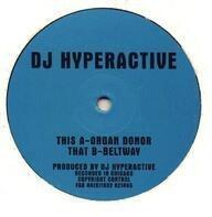 DJ Hyperactive - Organ Donor