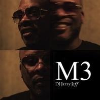 DJ Jazzy Jeff - M3 -Gatefold-