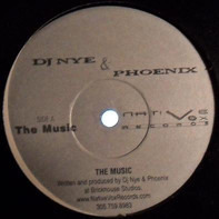 Dj Nye & Phoenix - The Music / Where Is My God