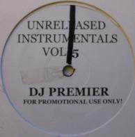 DJ Premier - Unreleased Instrumentals Vol. V
