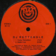 DJ Rectangle - Funky Demolition