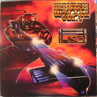 DJ Rectangle - Ultimate Ultimate Battle Weapon Vol. 1