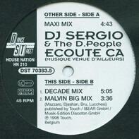 DJ Sergio & D People - Ecoute Ça (Musique Venue D'Ailleurs)