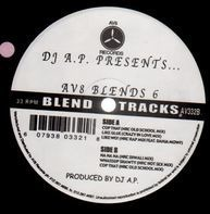 DJ A.P. - AV8 Blends 6