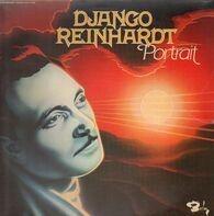 Django Reinhardt - Portrait