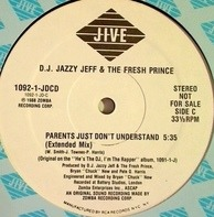 DJ Jazzy Jeff & The Fresh Prince - Parents Just Don't Understand
