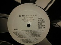 DJ Mr. Vince , Big Ali - On A Ride