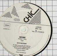 DJ's Factory - Work