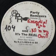 Dj's Kev-G & SX - Party Remixers Volume 3