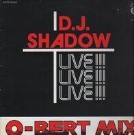 DJ Shadow - Q-Bert Mega Mix