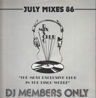 Tears For Fears, Russ Brown, a.o. - DMC July 86 - The Mixes