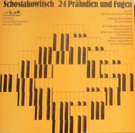 Dmitri Shostakovich - Tatiana Nikolayeva - 24 Präludien Und Fugen Op. 87