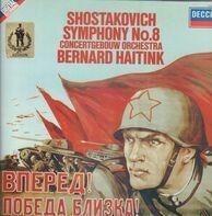 Dmitri Shostakovich • Concertgebouworkest , Bernard Haitink - Symphony No. 8