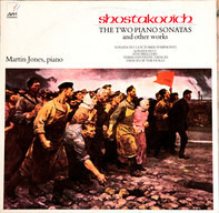 Shostakovich - The Two Piano Sonatas and other works