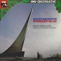 Dmitri Shostakovich /Paavo Berglund , Bournemouth Symphony Orchestra - Symphony No. 10 in E minor , op. 93