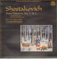 Dmitri Shostakovich - Piano Concertos Nos. 1 & 2 (Bernstein, Previn)