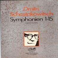Dmitri Shostakovich - Shostakovich Symphonies 1-15