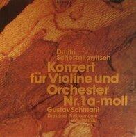 Dmitri Shostakovich - Konzert Für Violine Und Orchester Nr. 1A-Moll