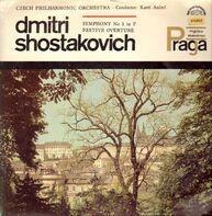 Dmitri Shostakovich - Symphony No. 1 In F Minor / Festive Overture