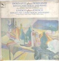 Dohnanyi / Enesco - Sonata for Violin & Piano / - No. 2 -