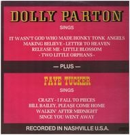 Dolly Parton , Faye Tucker - Dolly Parton Sings Plus Faye Tucker Sings
