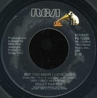 Dolly Parton - But You Know I Love You / Poor Folks Town