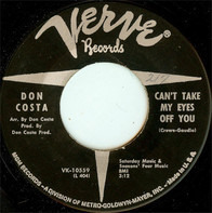 Don Costa - Can't Take My Eyes Off You