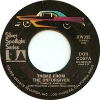 Don Costa - Theme From The Unforgiven / Never On Sunday