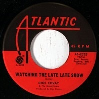 Don Covay & The Goodtimers - Watching The Late Late Show / Sookie Sookie