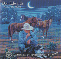 Don Edwards - Kin To The Wind