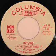 Don Ellis - Hey Jude / Pussy Wiggle Stomp