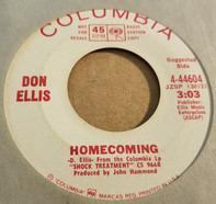Don Ellis - Homecoming / Star Children