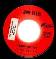 Don Ellis - Tears Of Joy / Quiet Longing