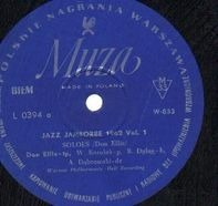 Don Ellis / Wojciech Karolak / a.o. - Jazz Jamboree 1962 Vol. 1
