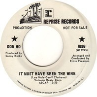 Don Ho - Questions / It Must Have Been The Wine