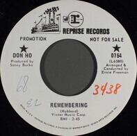 Don Ho - Remembering