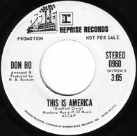 Don Ho - This Is America