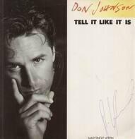 Don Johnson - Tell It Like It Is