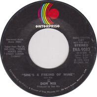 Don Nix - She's A Friend Of Mine