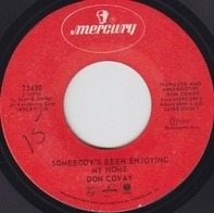 Don Covay - Somebody's Been Enjoying My Home / Bad Mouthing