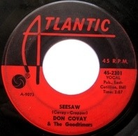 Don Covay & The Goodtimers - Seesaw