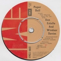 Don Estelle And Windsor Davies - Paper Doll