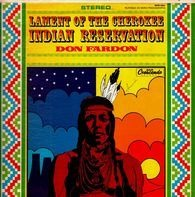 Don Fardon - Lament Of The Cherokee Indian Reservation