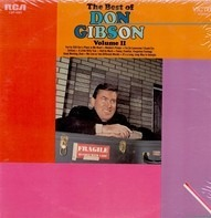 Don Gibson - The Best Of Volume II