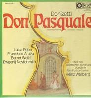 Donizetti - Don Pasquale,, Chor des Bayerischen Rundfunks, Münchner Rundfunkorch, Wallberg