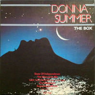Donna Summer - The Box