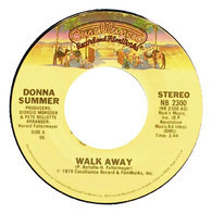 Donna Summer - Walk Away / Could It Be Magic