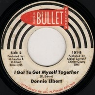 Donnie Elbert - Can't Get Over Losing You / I Got To Get Myself Together
