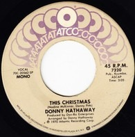Donny Hathaway - This Christmas / Be There